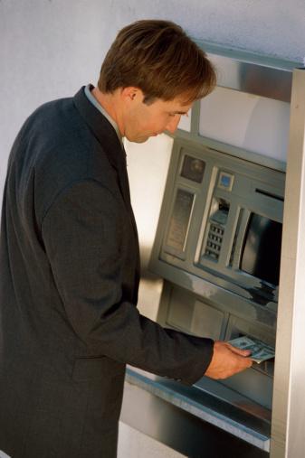 Windows XP ATM Machines