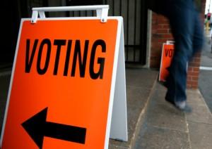 virginia voting booths