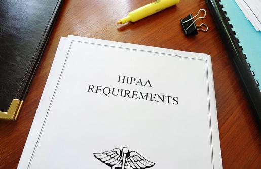 HIPAA Requirement