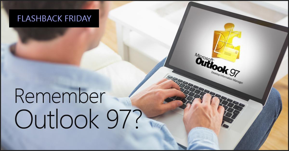 Microsoft Outlook 97