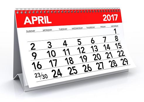 April Microsoft Office 365