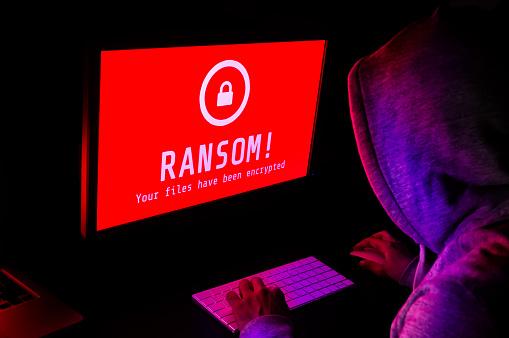 Ransomware Attack Hospital