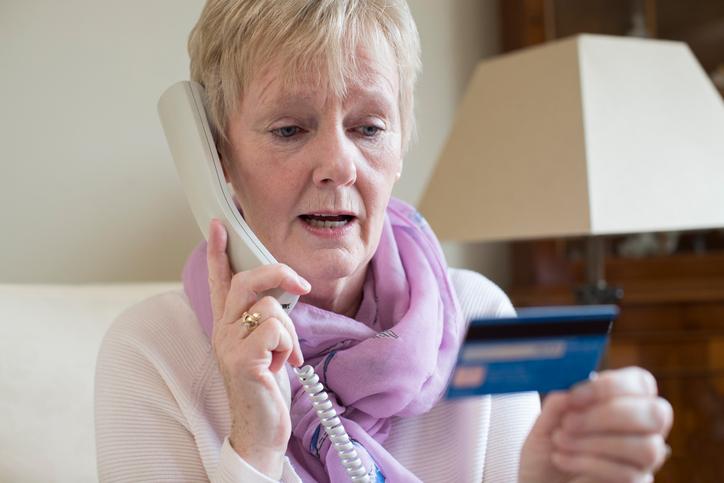Telecom Scam Elderly